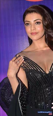 Kajal Aggarwal at Zee Apsara Awards 2018 Beauties World